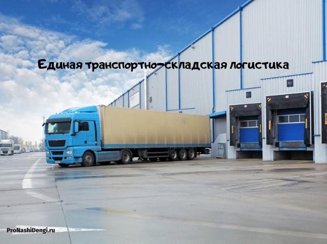 Транспортная логистика как элемент бизнеса