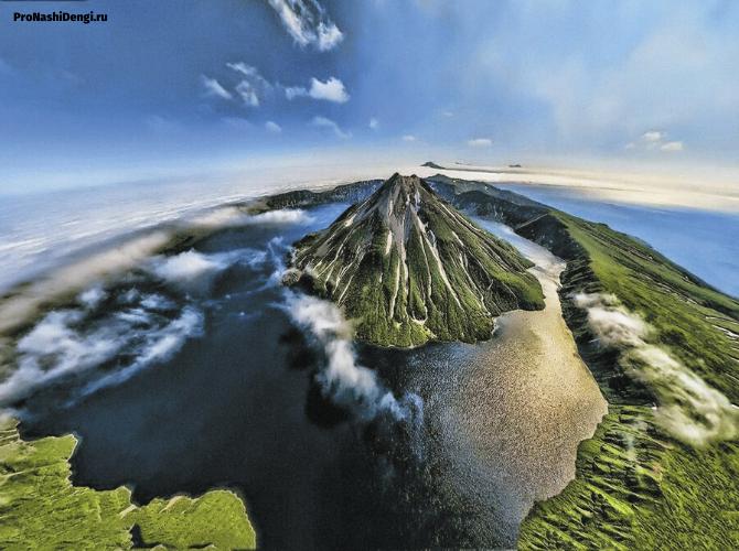 15 природных чудес России